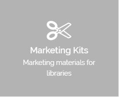 marketing materials for libraries